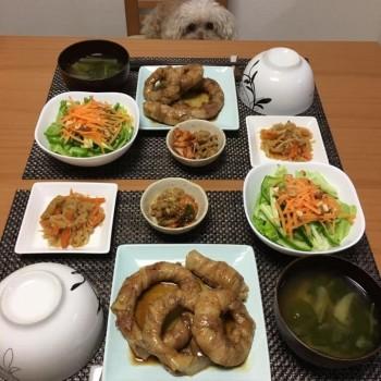 昨日のランチとお夕食〜( ´∀`)