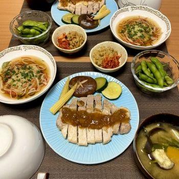 おうちごはん達〜(о´∀`о)