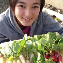 収穫(^O^)
