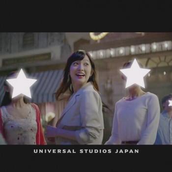 USJ☆ナイトパレードTVCM