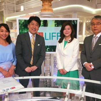 TBS「週刊報道LIFE」出演。