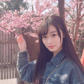 京都の桜🌸車折神社編♡