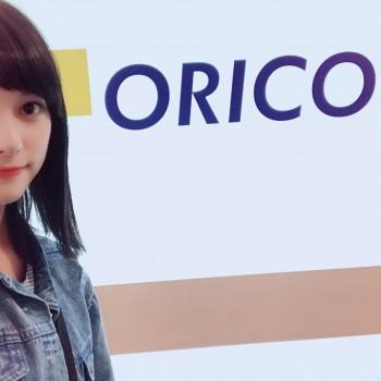 ORICONさんに行って来たよーって💗