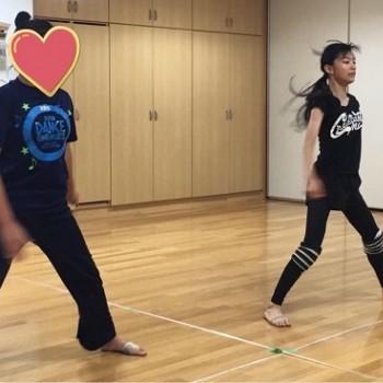 ダンス 夏の特別練習♡