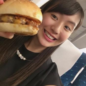 ハンバーガー!!