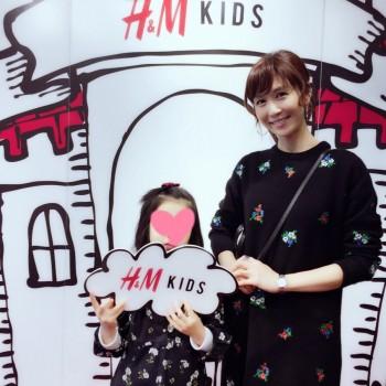 H&Mキッズイベント