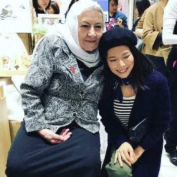 ガミラおばあちゃんに会いに👵