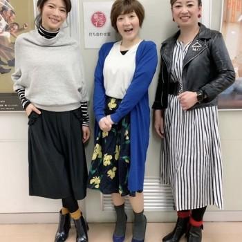 NHK「あさイチ」生放送