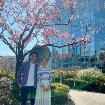桜の季節がきましたね🌸