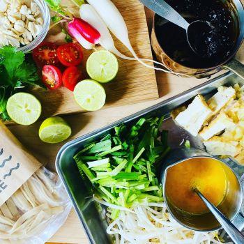 タイ料理🇹🇭パッタイづくり
