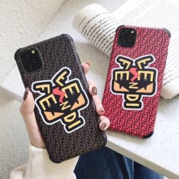 フェンディ iphone11/11proケース ペア chanel iphone11pro maxケース