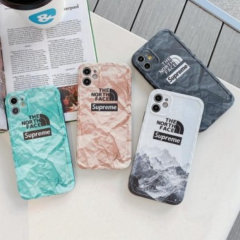 Supreme iPhone12/12 Maxケース ペア ナイキ iPhone12携帯ケース