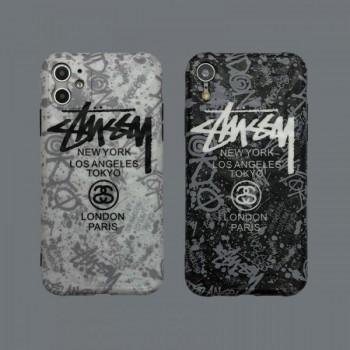 ステューシー iPhone12/12 Maxケース プラダ アイフォン12プロケース
