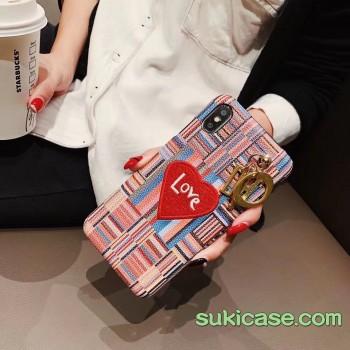 ラグジュアリーブランド風iPhoneケース人気アイテムチェック!