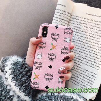 可愛いMCMiPhoneケース人気商品チェック!オシャレな女の子の中で大人気!