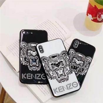 虎頭付きブランドGalaxy s10/s10+ケース ケンゾー iphone xr/xs maxケース人気