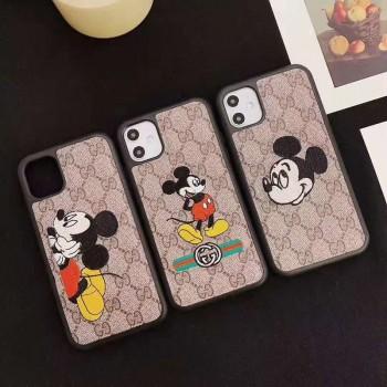 人気グッチ iphone11/11 pro maxケースブランド iphone11プロケース動物刺繍付き