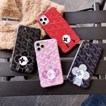 個性Y字ゴヤールiphone11proケースブランド iphone11ケースルイヴィトンAirpodsケース