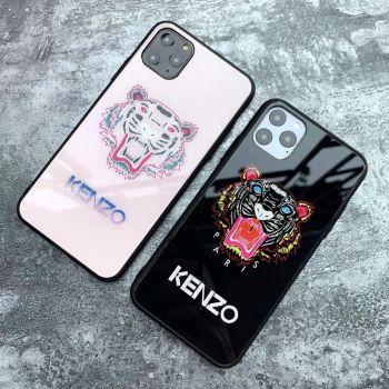 虎頭付きケンゾー iphone11/11pro maxケースブランドKENZO galaxy s20/s20 plusケースAirpods proケース