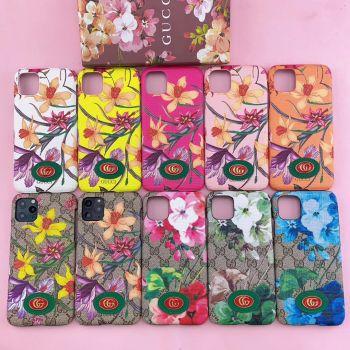 グッチ iphone11 pro/SEケースブランド galaxy s20 plusケース花柄お洒落グッチAirpods proケース