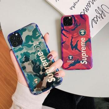 シュプリーム iphone11/11 proケースaapeブランドiphone12/SE2ケースケンゾー Airpods proケース