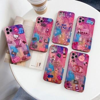 chanel iphone12/11 pro maxケースクロムハーツ iphone11/12ケースブランドAirpods proケース個性人気