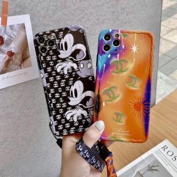 シャネル iphone12 pro/11 proマックスケースフェンデイ iphone12ケースブランドairpods proケース人気
