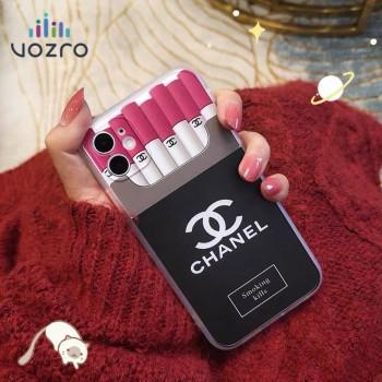 シャネル iphone12 pro/12 miniケース サンローランiphone12 pro maxケースブランド Airpods proケース人気個性