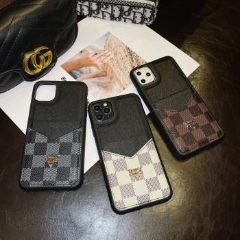 ルイヴィトン iphone12 mini/12 pro maxケースバーバリー galaxy s21/s20/note20 ultraケースカード入れブランド Airpods proケース
