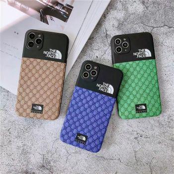グッチ NF iphone12pro /12 miniケースカード入れプラダ iphone12/11 proケースブランドairpods proケースお洒落