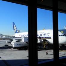 シンガポール航空A380搭乗記