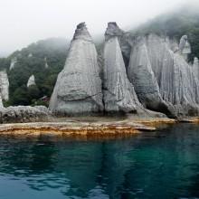 下北半島「仏ヶ浦」