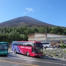 一期一会の富士登山