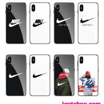 Nike ナイキ iPhone11 Pro/xsケース GalaxyS10/S10+ケース 新品発売