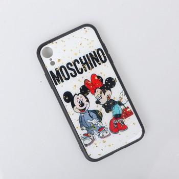 「全商品半額」新品のMOSCHINO iPhoneケース カワイイ シュプリーム iPhoneカバー お洒落ーcreativekaba.com