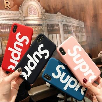 シュプリーム iPHONExsmaxケース アイフォンxrカバー Supreme