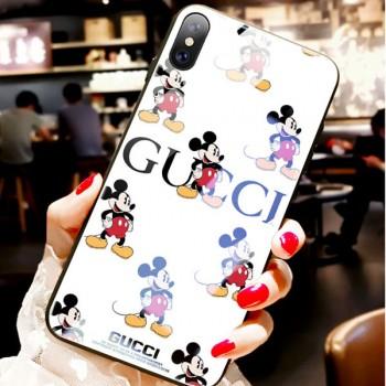 グッチ アイフォン11promaxガラスケース ミッキー Chanel アイフォン11プロマックスカバー オシャレ 送料無料