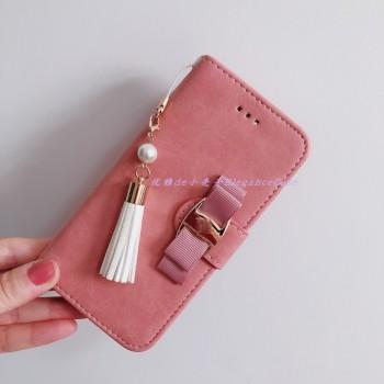もはや新定番iPhone11 Pro/Xカバー 大人ピンク色
