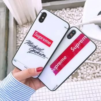 潮流風 シュプリームiphone11/11pro maxケースブランドsupreme Airpods proケース