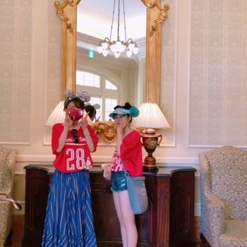 ディズニーランドホテル☆*。(๑>ω<๑)*:。✡