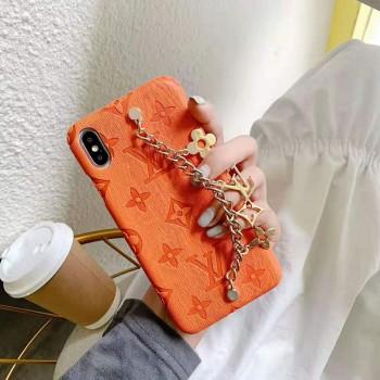 チェーン付きルイヴィトン iphone 11/11pro maxケースブランド iphone 11 proケースヴィトン人気新作