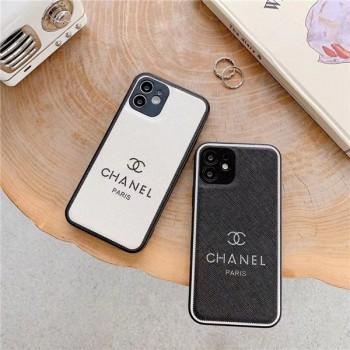 CHANEL ブランドIPhone 12背面ケース シャネルIphone12pro Max/12proケース