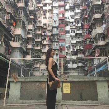 香港旅行🇭🇰✈️💕