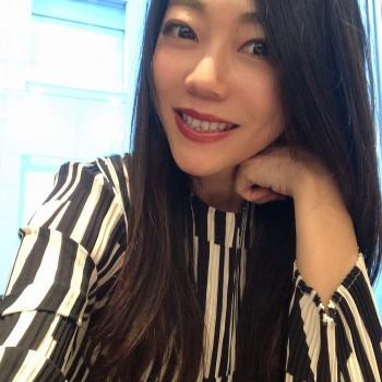 今日のファッションと笑顔⭐️蒋周晶