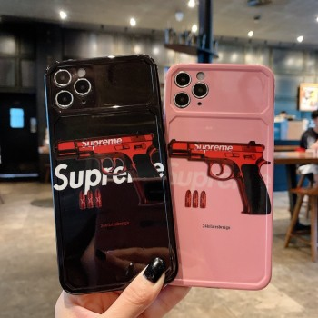 シュプリームiphone12/12 pro/11 pro maxケース クロムハーツ Galaxy s20/s10+ケースブランドAirpods proケース個性人気