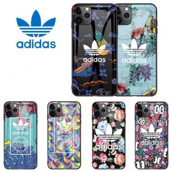 アディダス iphone12 pro/12 miniケース ルイヴィトン iphone12ケース ブランド Airpods proケースお洒落 大人気