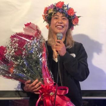 日本人女性初のWCT決定!