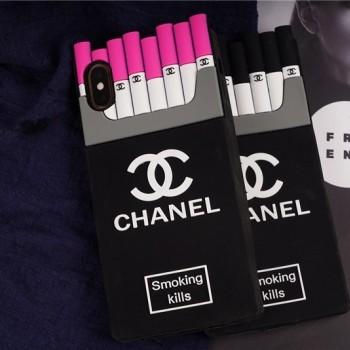 海外人気ブランド「シャネル」パロディiPhoneケース♪大人メンズ&レディースにお勧め!!