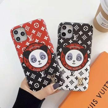 ブログタイトルヴィトン iPhone11ケース ストラップ付き Gucci iphoneSEカバー 花柄 男女兼用