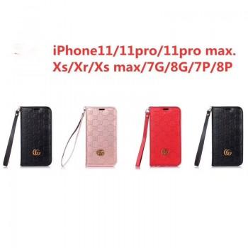 グッチ iphone12 pro/12 maxケース ゴヤール iphone11/11 proケース手帳型 ブランドアップルウォッチバンド